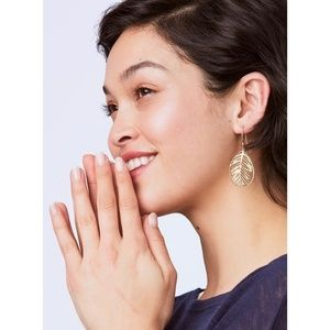 Filigree Earrings - Botanical